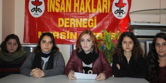 Başkomiserden kadın eylemcilere tehdit: 'Umarım Özgecan'ın başına gelenler başınıza gelmez'