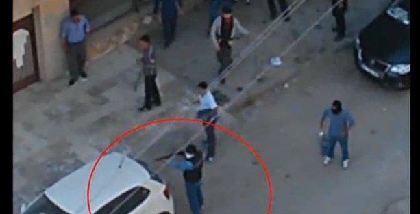 Batman'daki Kobani'ye destek eyleminde silahlı saldırı görüntüleri ortaya çıktı