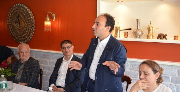 Baydemir: Ermeni trajedisi halkların eko-sistemini bozdu