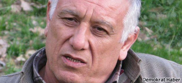 Bayık: Suriye'de siyasi çözümden yanayız