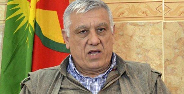 Bayık: Türk devleti zırhlı araçlarla YPG'ye saldırıyor