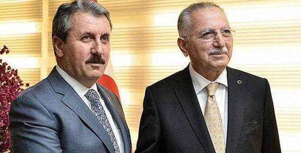 BBP'den Ekmeleddin İhsanoğlu'na destek açıklaması