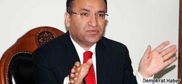 BDP-HDP heyeti Bakan Bozdağ ile görüştü