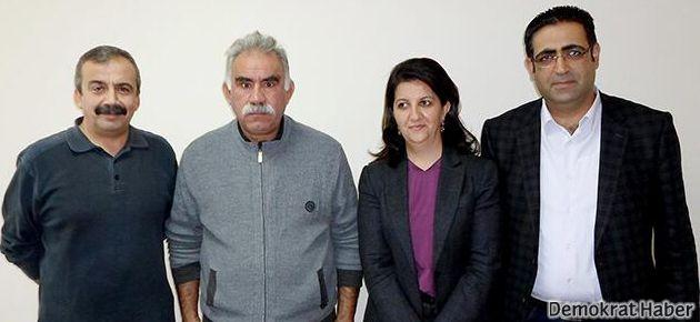 BDP-HDP Heyeti'nden 'İmralı tutanakları' açıklaması