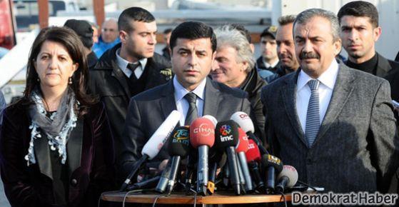 BDP heyeti 6'ıncı kez İmralı'ya gidecek