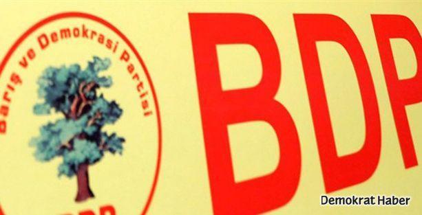 BDP: Partimiz hedef haline getiriliyor