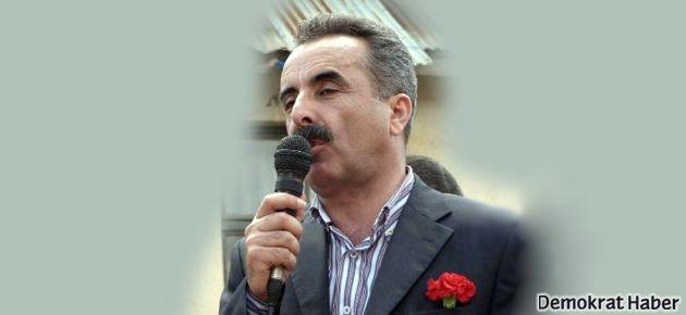 BDP Tunceli İl Başkanı Halis istifa etti