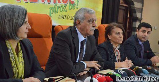 BDP ve DTK: Newroz'dan çıkacak mesaj rotayı belirleyecek