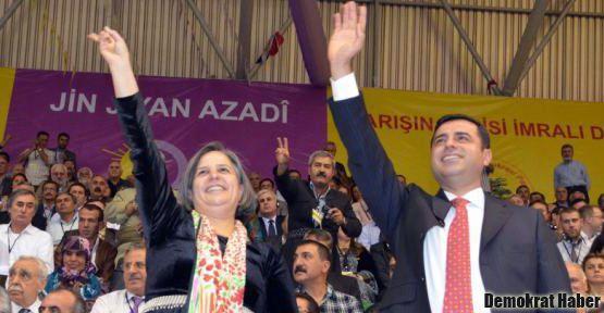 BDP yeni yönetimini belirledi