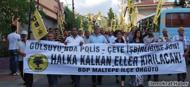BDP yöneticisine pompalı tüfekle saldırı