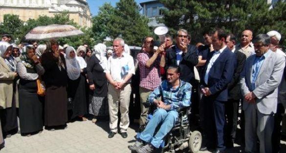 BDP'den Alperen Ocakları'na suç duyurusu
