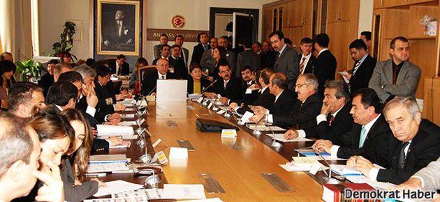 BDP'den Cemil Çiçek'e 'anayasa için' mektup