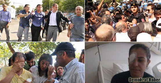 BDP'den cevap: Bize dokunanlar yok oldular!