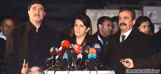 BDP'den 'İmralı dönüşü' açıklaması