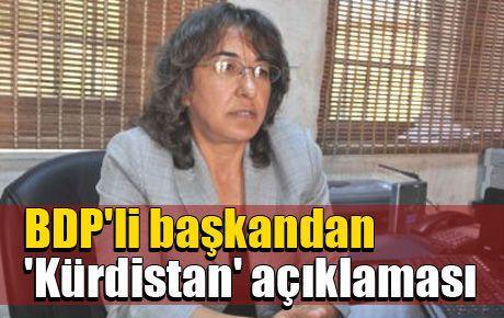 'Kürtlerin yaşadığı coğrafyaya Kürdistan denir'