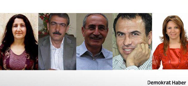 BDP'li tutuklu vekiller: Mücadelemiz sürecek