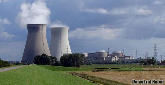 Belçika'da nükleer alarm