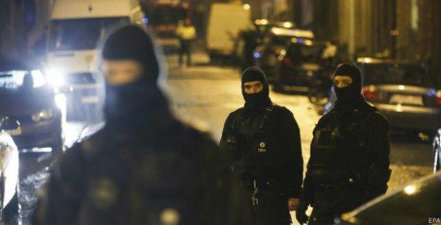 Belçika'da polis operasyonu: En az 3 ölü