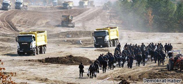 Belediye, ODTÜ'ye 14.3 milyon lira ceza kesti
