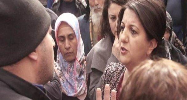 'Ben Öcalan'la görüşüyorum, sen pankartın açılmasına izin vermiyorsun'