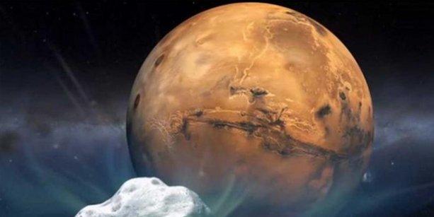 'Beni Mars'a ışınla'