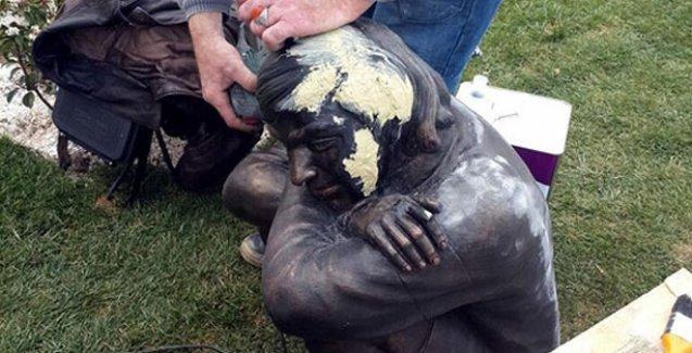 'Berkin Elvan'ın heykelini 100 defa da kırsalar, 101. defa yine yapacağız'