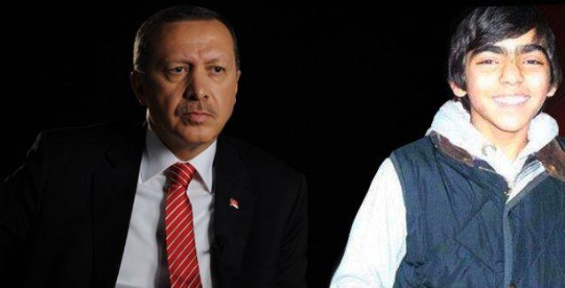 Berkin'i öldüren polisi savunan Erdoğan: Çocukları öldürenleri lanetliyorum