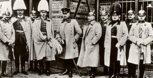 Berlin'de 1915 ve Almanların rolü tartışıldı