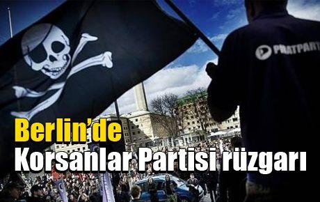 Berlin'de Korsanlar Partisi rüzgarı