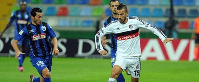 Beşiktaş Kayseri Erciyesspor'u farklı mağlup ederek liderliğe yükseldi