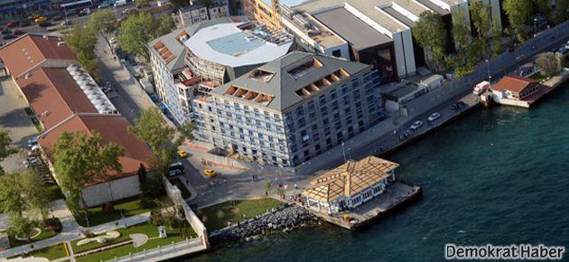 Beşiktaş sahili otele satıldı, vatandaşa kapatıldı!