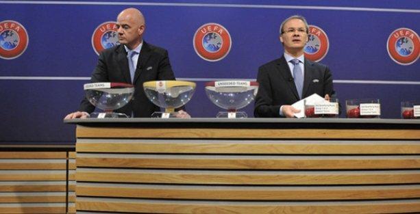 Beşiktaş ve Trabzonspor zorlu rakiplerle eşleşti
