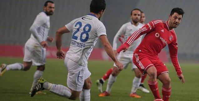 Beşiktaş yoluna devam ediyor