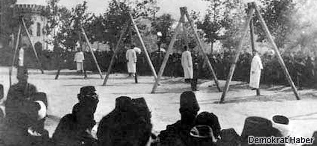 Beyazıt'ta asılan 20 Ermeni devrimci anılacak