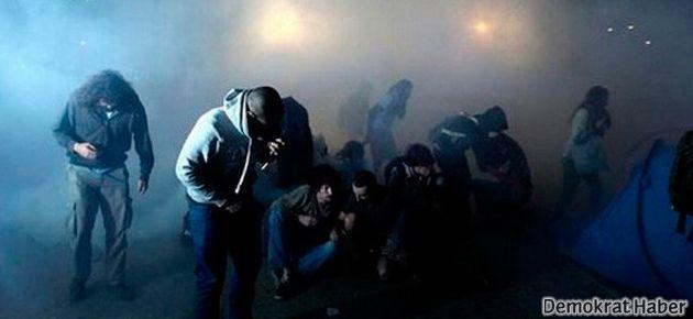 Biber gazına 'Gezi Parkı' ayarı!