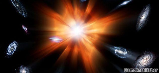'Big Bang'i destekleyecek sıra dışı kanıt bulundu