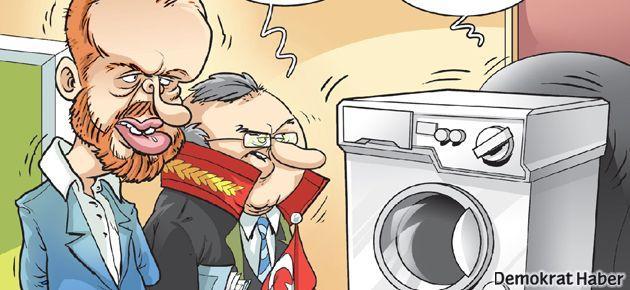 Bilal Erdoğan, Gırgır'da ifade veriyor