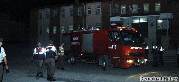 Bilecik Cezaevi'nde yangın: 9 yaralı