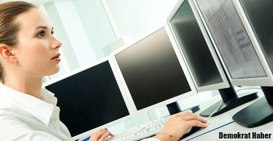 Bilgisayar üstünde uzun süre geçirenler dikkat