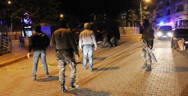 Bingöl'deki suikastle ilgili 4 kişi gözaltına alındı