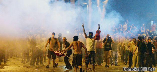 Bir beden siyaseti olarak Gezi