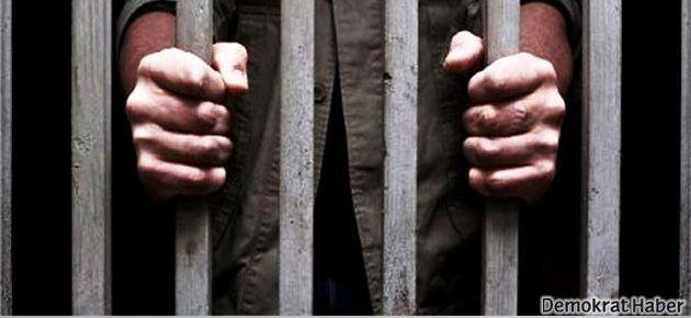 Bir hasta tutuklu tahliye edildi