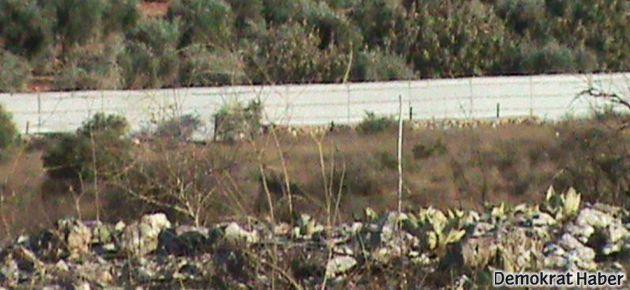 Bir 'utanç duvarı' da Afrin ile Kilis arasına örüldü