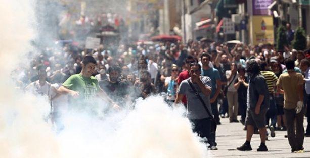 Birinci yılında Gezi raporu