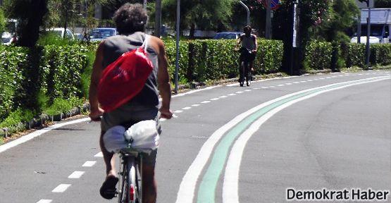 Bisiklet yolları için belediyelere destek