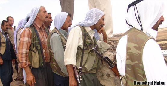 Bitlis'te kaçırılan korucular serbest