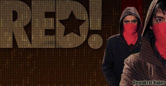 BJK TV'de Redhack sansürü