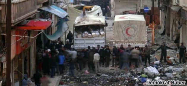 BM: Humus'taki saldırı bizi yıldırmayacak