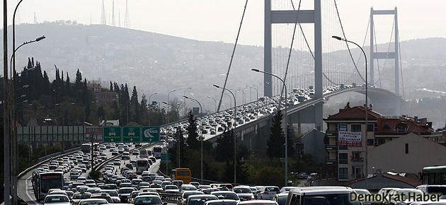 Boğaziçi Köprüsü yarın 28 dakika kapalı kalacak