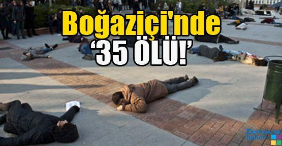 Boğaziçi'nde '35 ÖLÜ!'